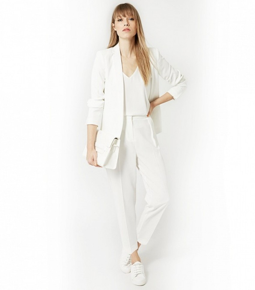Topshop Premium Suit Jacket and Trousers