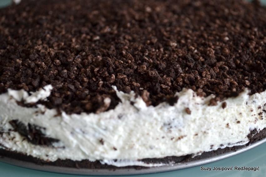 Oreo torta bez pečenja