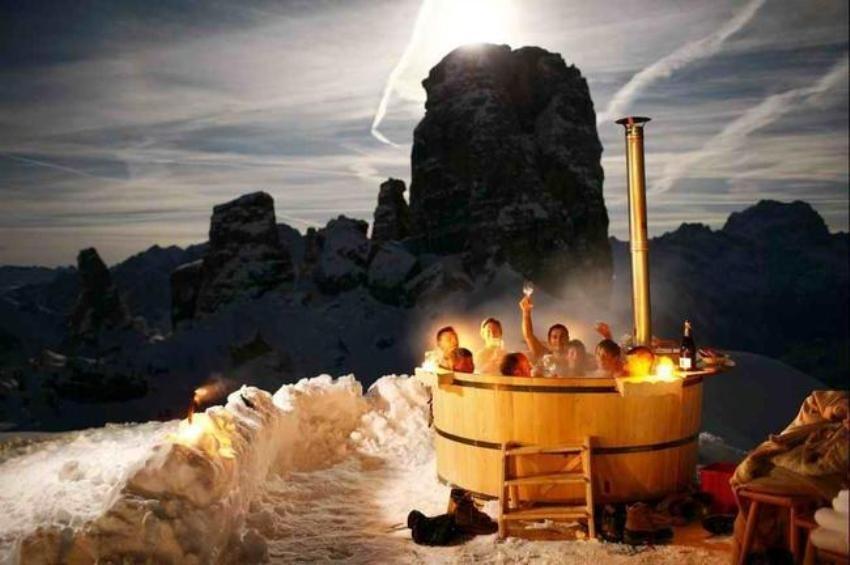 Cortina d'Ampezzo Resort – Italy
