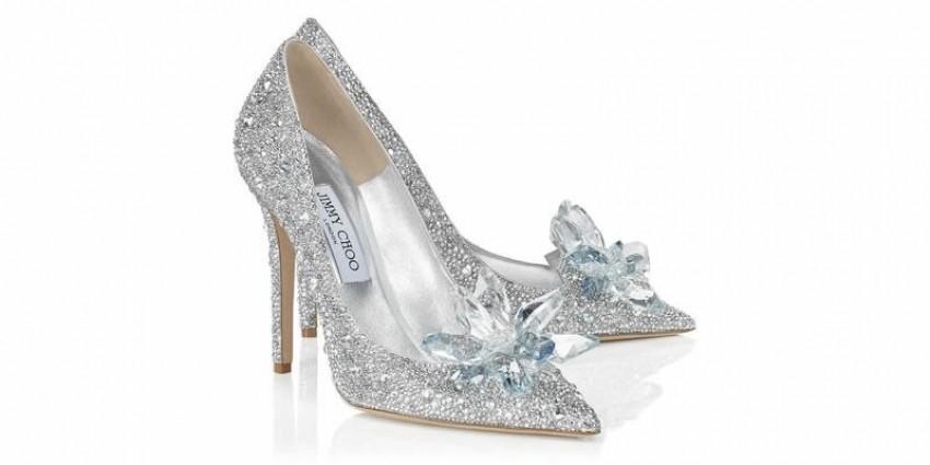 Staklena cipelica iz snova: Pepeljuga bi sigurno htjela ovaj Jimmy Choo par