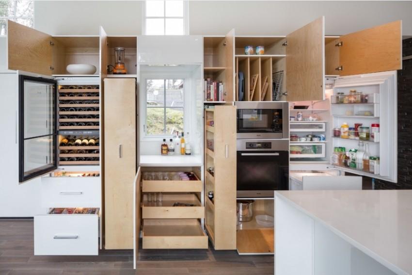 Vertikalni kuhinjski ormarići