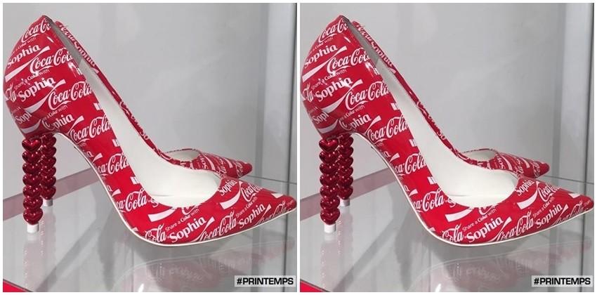 Biste li nosili ove otkačene Coca Cola cipele?