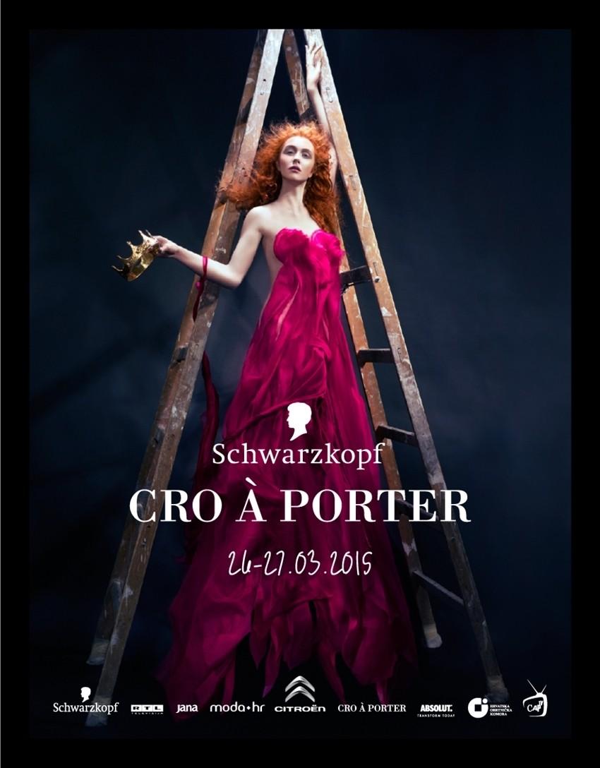 Aristokratska ljepotica za novo izdanje Cro A Portera