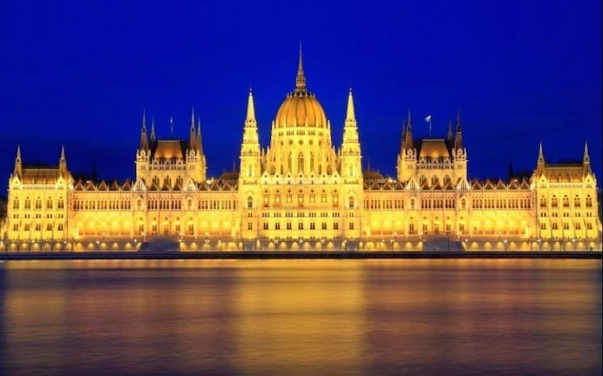 Parliament Building, Budimpešta, Mađarska