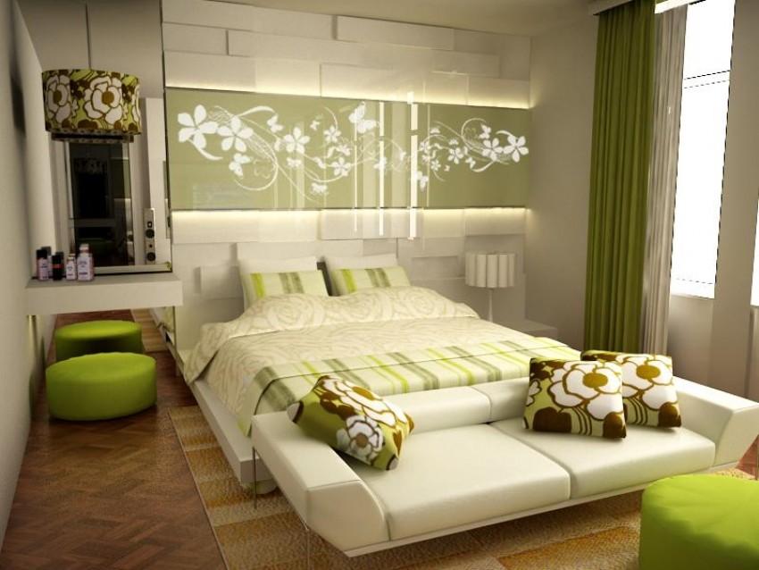Kako osuvremeniti spavaću sobu?