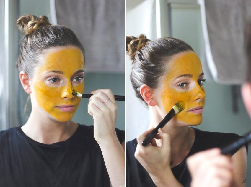 Pobijedite akne savršenom DIY maskom od kurkume