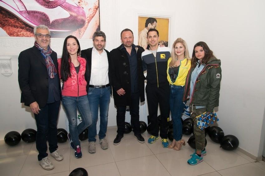 Gelindo Bordin, Iva Mihalić, Davide Nava, Nikola Milojević, Mario Valentić, Jana Fabijanić i Anamarija Asanović