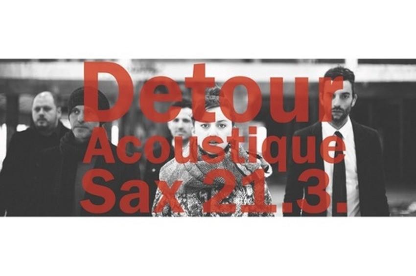 Detour u Saxu