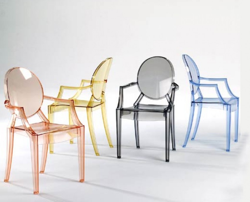 Ghost Chair - Philippe Starck