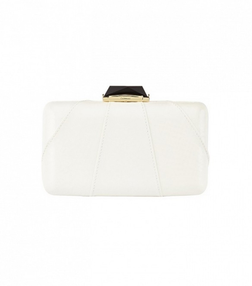 Kotur Epsey Elaphe Box Clutch