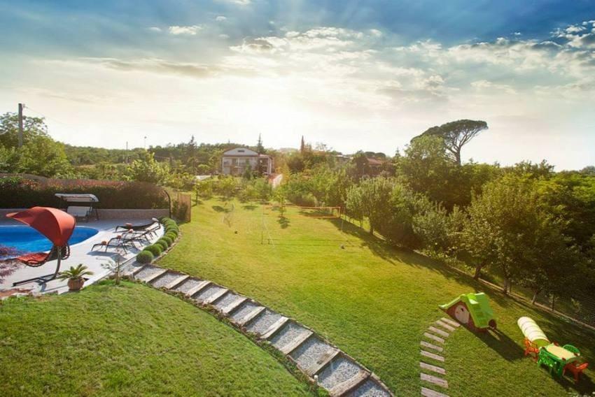 Villa Diora (Karojba, Motovun)