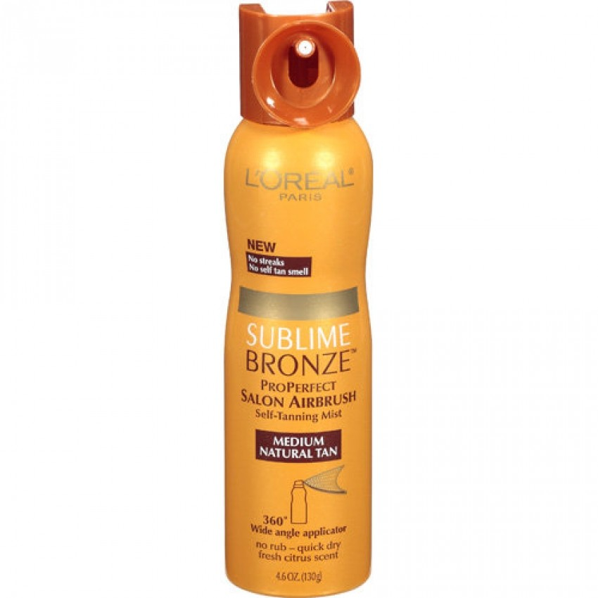 L'Oreal Paris Sublime Bronze Any Angle Self-Tanning Spray