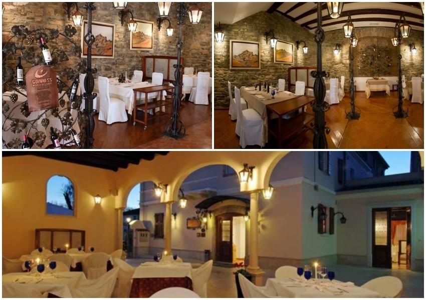 Restoran Zigante (Livade)