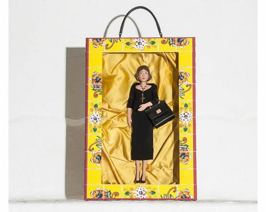 Dolce & Gabbana porculanske lutke odišu luksuzom