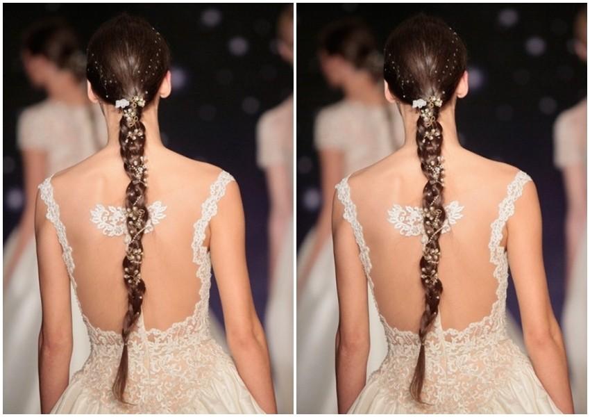 5 najljepših trendi vjenčanih frizura za atipičnu mladenku