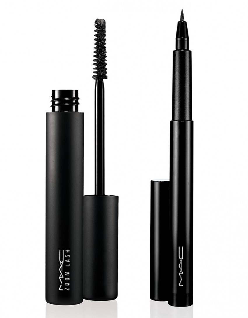 MAC Zoom Lash Mascara i MAC Penultimate Eye Liner