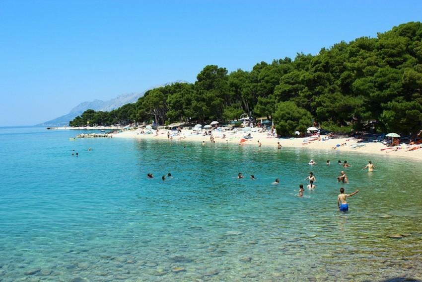 Punta Rata, Brela, Makarska