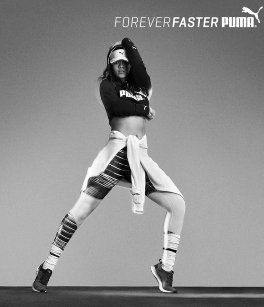 Prvi pogled: Što je Rihanna dizajnirala za Pumu?