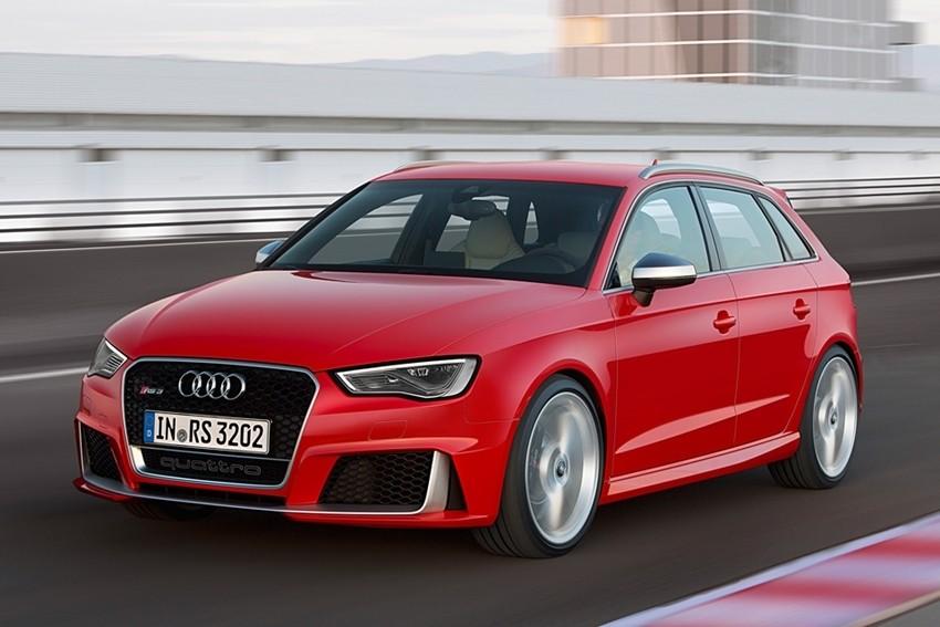 Audi predstavio novi model automobila: Audi RS3 Sportback