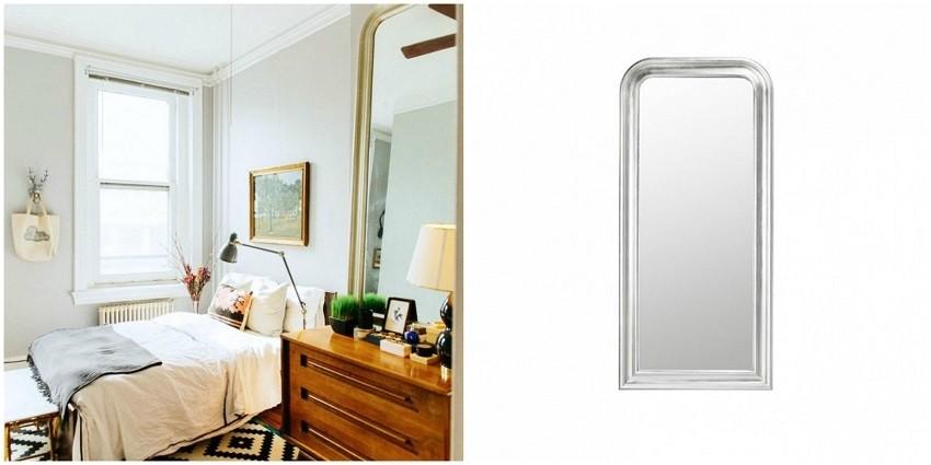 IKEA Songe Mirror ($100)