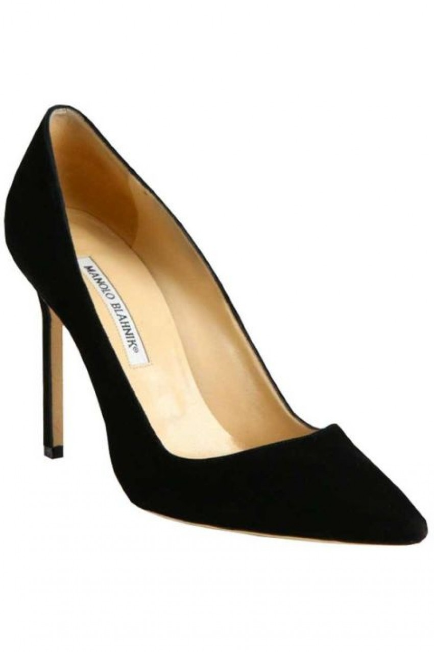 Manolo Blahnik BB, $595