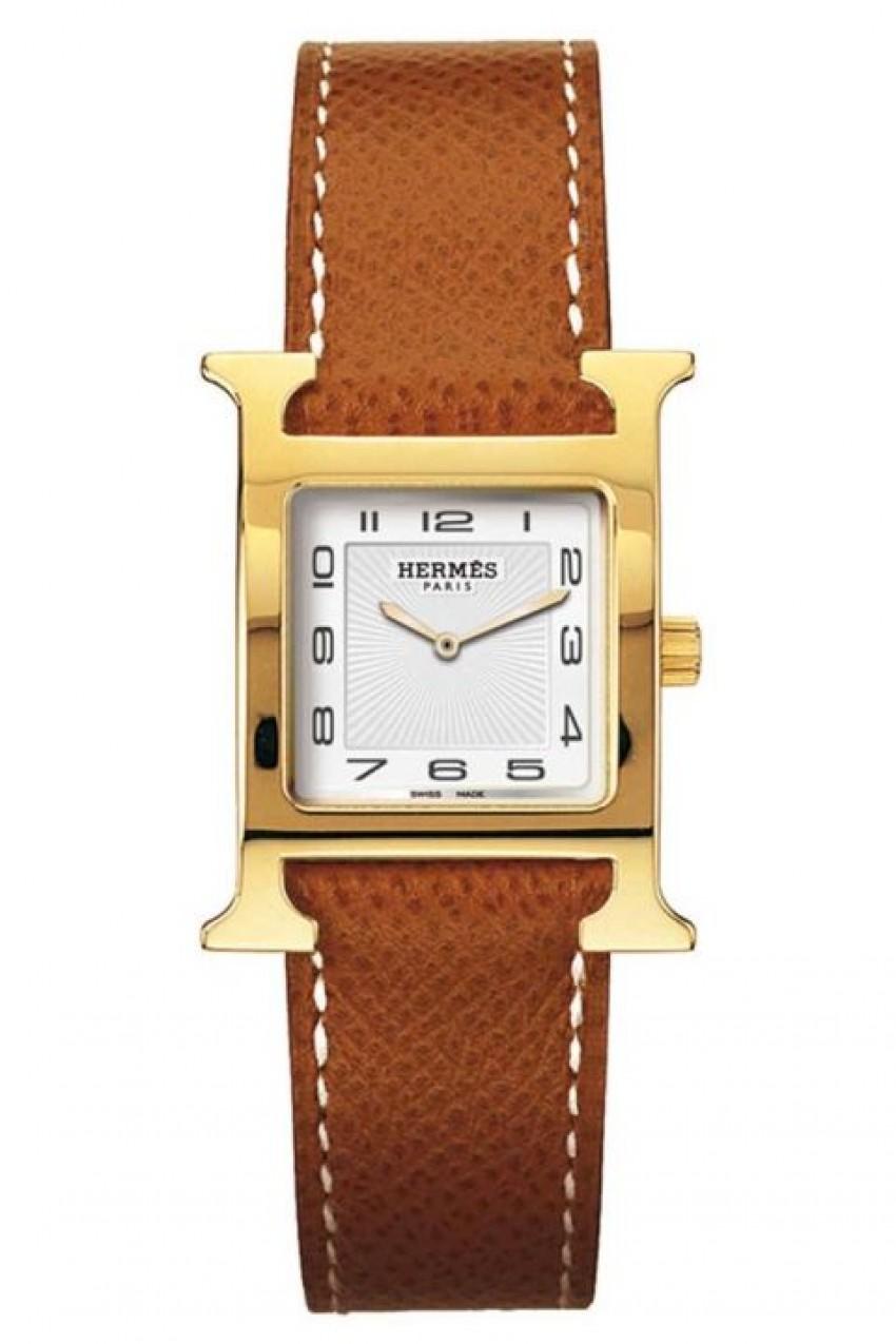 Hermès H Heure watch, $2,350