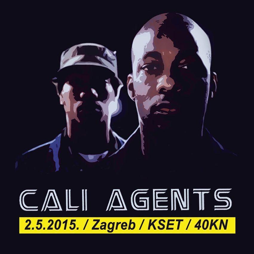 Phat Kset & Blackout u Zagreb dovode Cali Agents