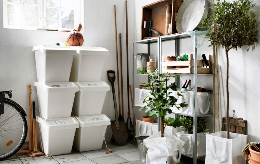 Jednostavni trikovi za sezonsko odlaganje: garaža
