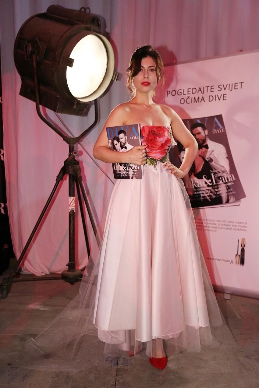 Najbolje odjeveni celebrityji na promociji časopisa Diva Style