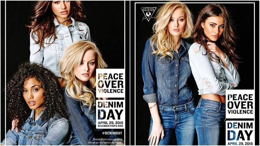 Guess kampanja protiv nasilja