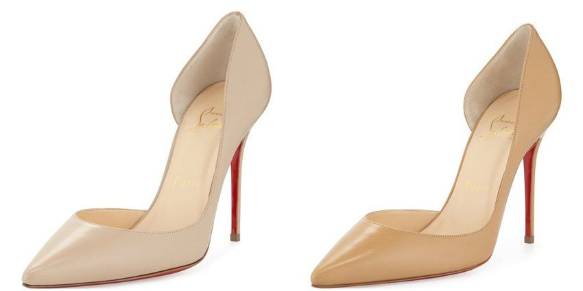 "Christian Louboutin ""New Nudes"""