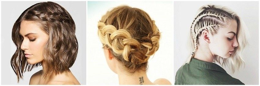 7 Pletenica Koje Izgledaju Savršeno Na Kratkoj Kosi