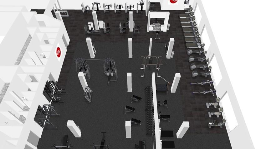 Otvorena nova Gyms4you teretana na Bundeku