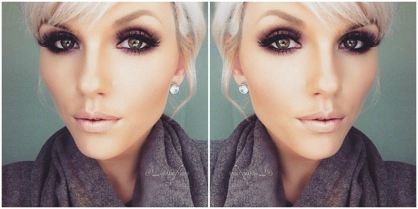 Dramatični smoky eye
