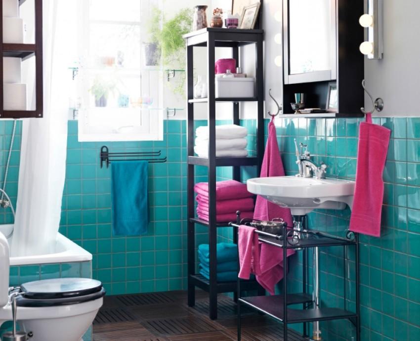Nova mala kupaonica, jedna izmjena za drugom!