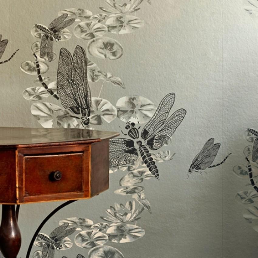 Leptiri i p ele apsolutni hit proljetne dekoracije doma for Ideal home wallpaper