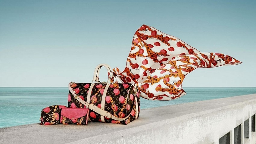 Koralji ukrasili nove Louis Vuitton torbe za ljeto