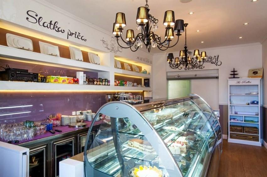 Neodoljivo mjesto za sladokusne: Slatka priča