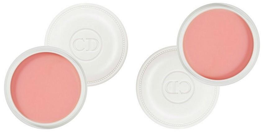 Dior 'Creme de Rose' Smoothing Plumping Lip Balm SPF 10