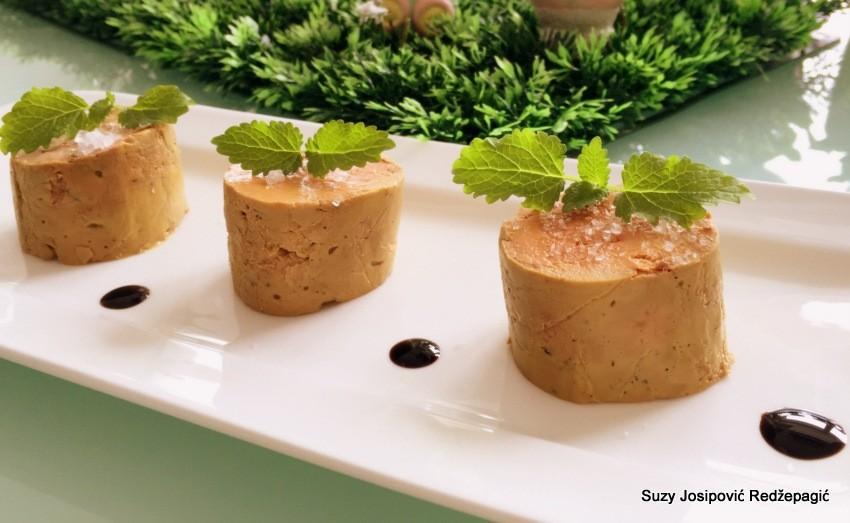 Foie gras, Suzy Josipović