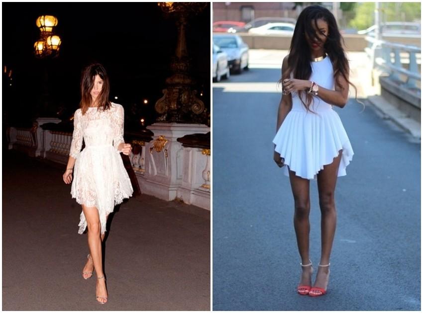 Savršene čisto bijele haljine od 200 do 700 kuna