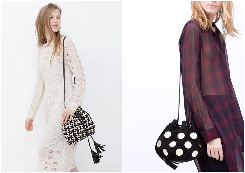 "Najljepše trendi ""bucket"" torbe iz Zare"