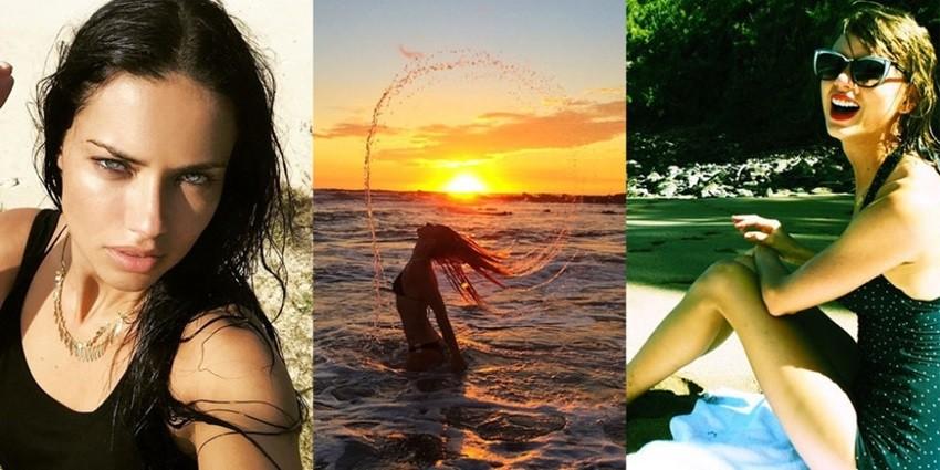 Zbog ovih Instagrama odmah želimo morske valove u kosi