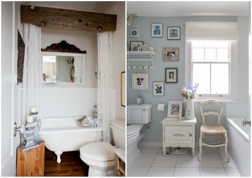 Uređnje malih kupaonica
