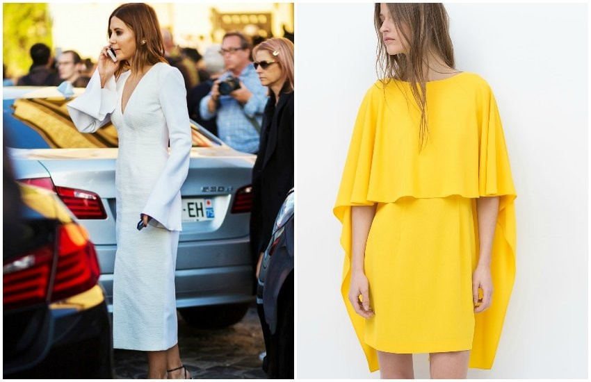 Style Du Monde/ Zara Layered Dress (499.90 HRK)