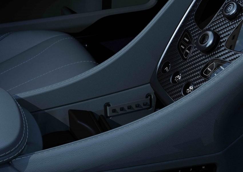 "Aston Martin & Valentino ""Vanquish Volante"""