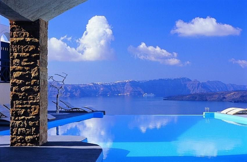 Astarte Suits Hotel, Grčka