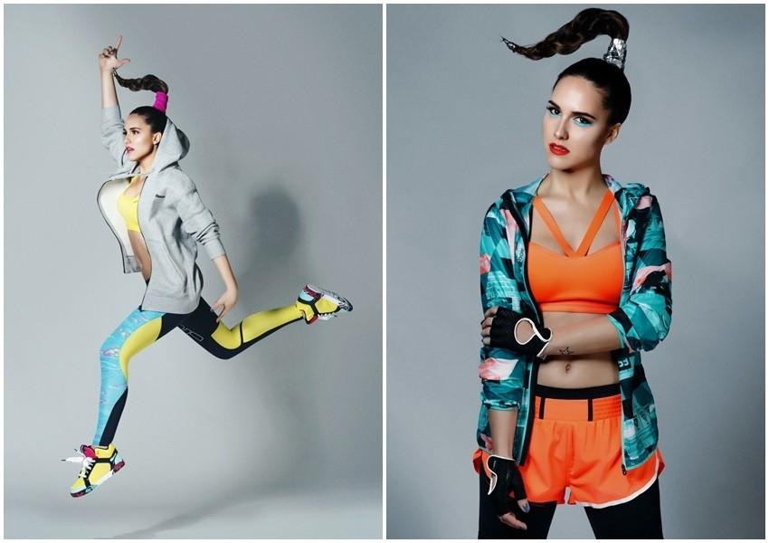 Želimo nove Reebok komade za stylish vježbanje