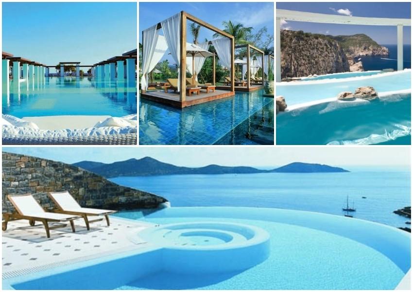 Top 10 svjetskih hotela s najljepšim bazenima
