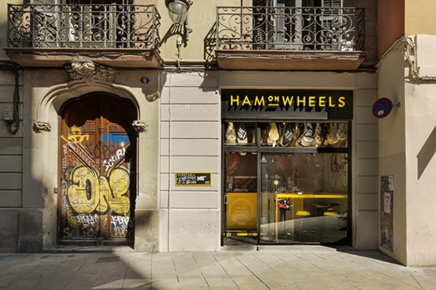Ham On Wheels, barcelona